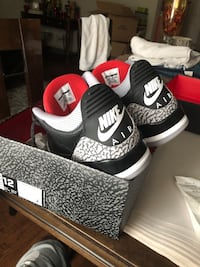 Jordan 3s sz12 Houston, 77065