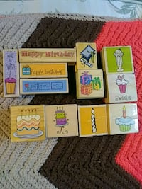 Birthday Stamps Sioux Falls, 57104