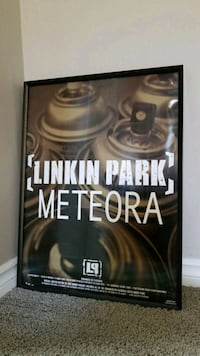 Linkin Park Meteora - Limited Edition Poster