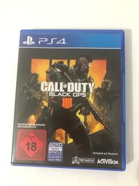 Call of Duty Black Ops 4 6377 km