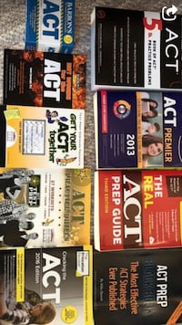Act study guide set Bellefontaine, 43311