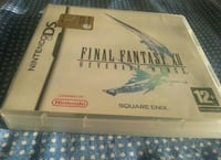 FINAL FANTASY XII NINTENDO DS/3DS COME NUOVO