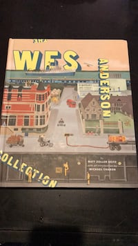 The Wes Anderson Collection - Collector's Book Sarasota, 34234