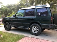 Land Rover - Discovery - 1996 Savannah, 31406