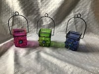 Colourful Candle Holders Mississauga, L5B 2L6