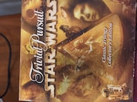 Star Wars trivial pursuit collectors edition