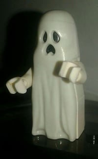 Original/Real LEGO GHOST (glow in dark)