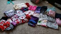 Size 5 girl fall/ winter clothing lot