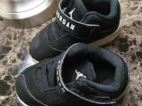 pair of white-and-black Air Jordan shoes Conway, 29526