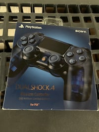 DualShock 4 Wireless Controller for PlayStation 4 - 500 Million Limite