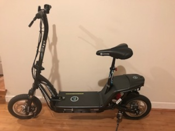 Used E Zip 1000 Watt Electric Scooter By Currietech For In Wilmington Letgo