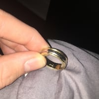 14k two toned gold ring Toronto, M4P 1T7