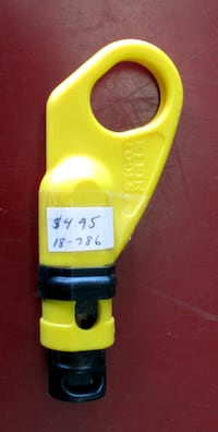 Klein 4-5/8 In. Radial Cable Stripper
