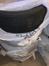 Winter Tires no rims - very good condition Guelph, N1L 0K2