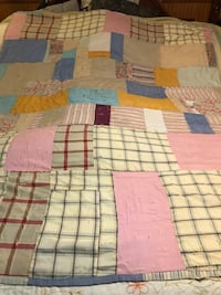 Vintage antique quilt hand made Washington, 20024