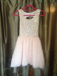 Pink sequin and fringe dress Lincoln, 68504