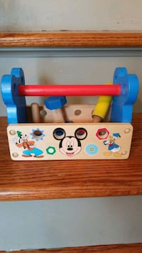 Mickey Mouse toolbox Wyckoff, 07481