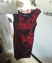 Connected Appeal Red/Black Dress reduced from 50$ St. John's, A1B 4R3