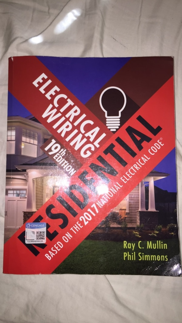 Astounding Used 19Th Edition Electrical Wiring Residential Based On The 201 Wiring Cloud Toolfoxcilixyz