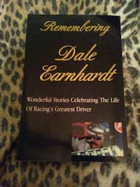 Dale Earnhardt book Flint, 48504