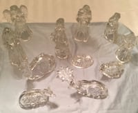 Princess House Crystal Nativity Set Jacksonville, 32216