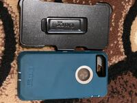 black Otter Box iPhone case Surrey, V3W 8H7