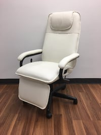 white swivel chair Vancouver