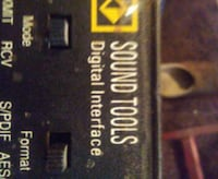 Sound Tools Digital Interface Hagerstown, 21740