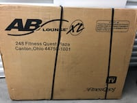 The Famous AB Lounger XL New in the Box.  Never opened. Auburndale