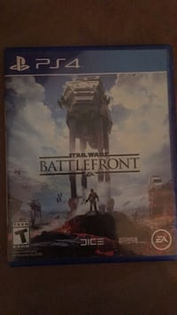 Sony PS4 Star Wars Battlefront case Clarksburg, 20871