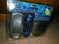 Sport telephone w/ answering! New in package! Toledo, 43612