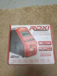 RdX1  charger for RC car truck  Haymarket, 20169