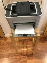 HP printer with the stool  Ellicott City, 21042
