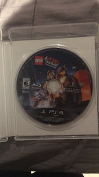 Sony ps3 lego movie game disc Manassas, 20109
