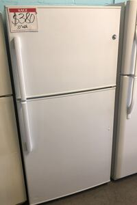 "GE 33"" top and bottom refrigerator 10% off  Reisterstown, 21136"