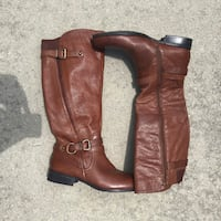 Naturalizer Riding Boots (Sz 8) Columbia, 29229