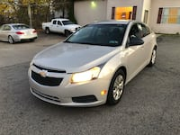 2012 Chevrolet Cruze Youngstown