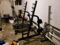black and red bench press Dickerson, 20842