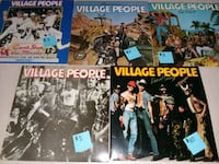 Vinyl Records - Village People Racine, 53405