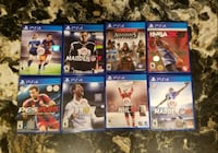 PS4 games for sale  385 mi