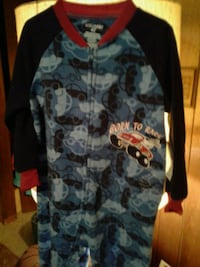 FLANNEL  PJ  Size   4T Silver Spring, 20904