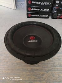Reis audio 46 cm bass.