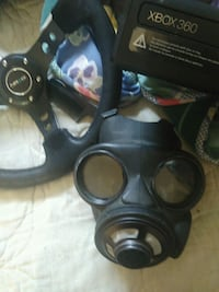 Nrg steering wheel with hub$120 360$20 gas mask20 Bay Shore, 11706