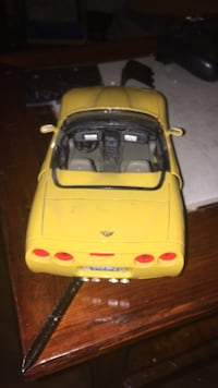 yellow and black die-cast car Regina, S4T 7A1