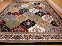 New Multicolor Rug living Room Carpet  Bethesda