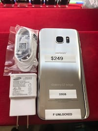 Samsung Galaxy S7 Edge Factory Unlocked mint like new  New York, 10455