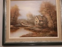 Oil painting Laval, H7X 3H1