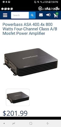Powerbass  amps