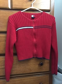 Tommy Hilfiger crop sweater