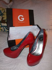 New GUESS RED LEATHER HEELS ???? Lake Worth, 33467